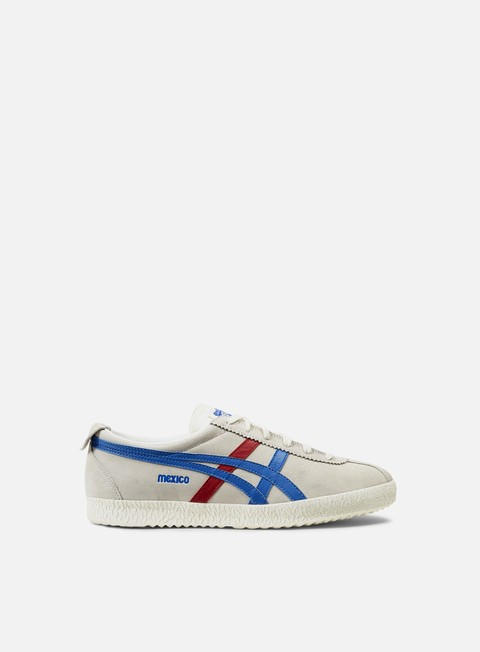 sneakers asics onitsuka tiger mexico delegation white blue