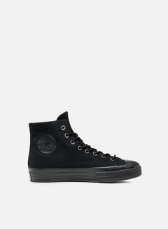 Converse - All Star 1970s Gore-Tex Hi Canvas, Black/Black/Black