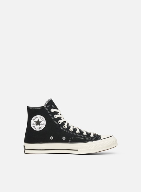 sneakers converse all star 1970s hi black black egret