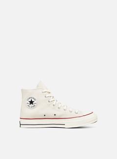 Converse - All Star 1970s Hi, Parchment/Garnet/Egret