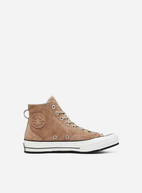 Sneakers Alte Converse All Star 1970s Hi Riri Zip