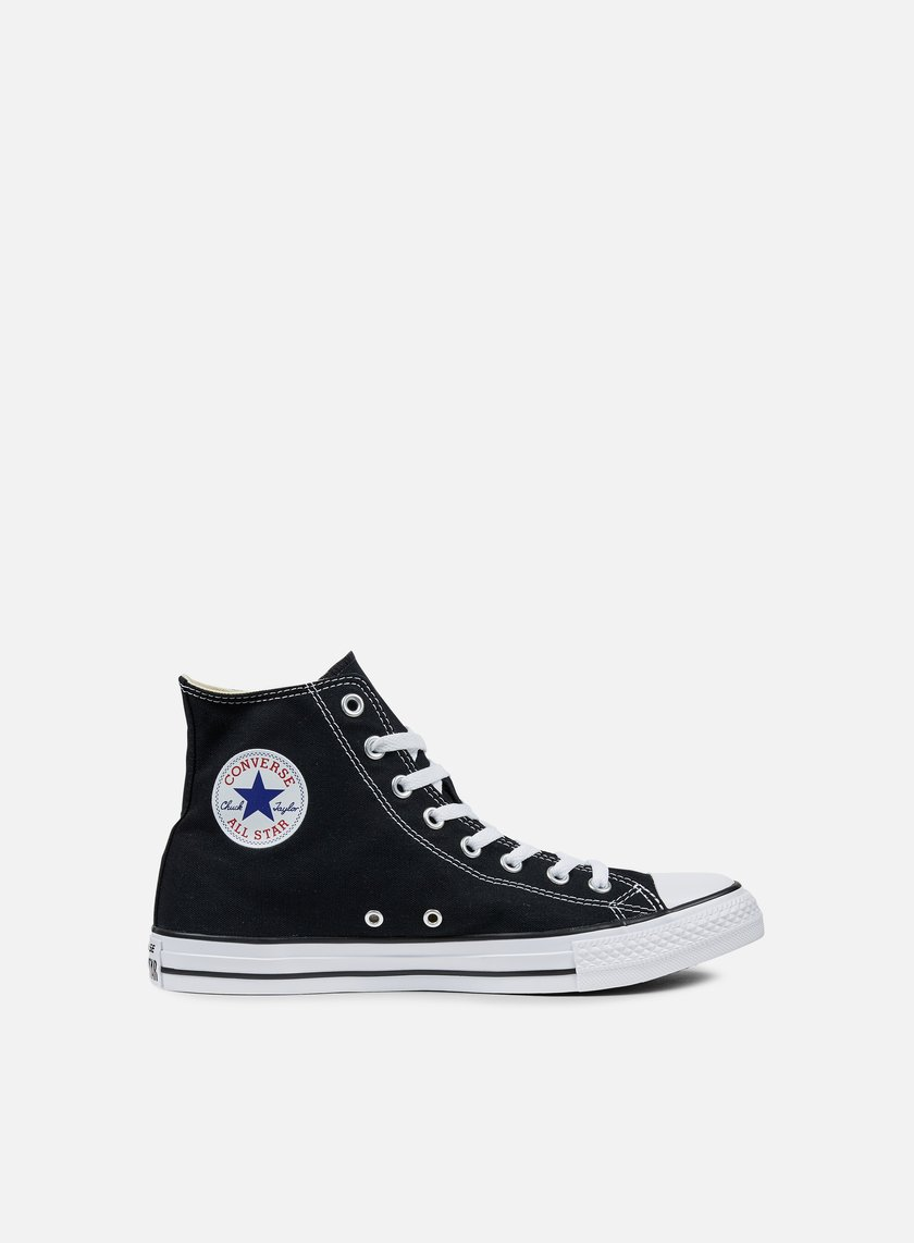 Converse - All Star Hi Canvas, Black