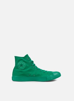 Converse - All Star Hi Canvas, Bosphorous Green Monochrome 1