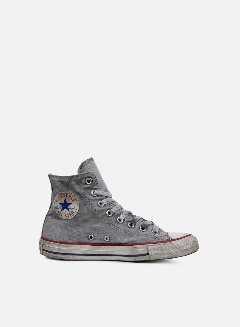 Converse - All Star Hi Canvas Ltd, White Smoke