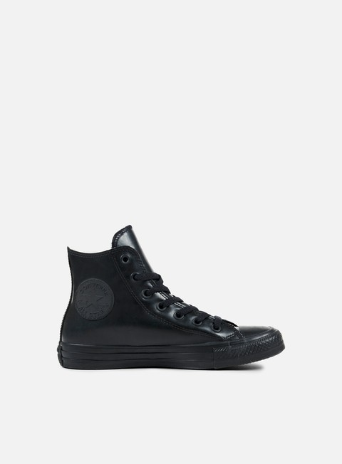 sneakers converse all star hi rubber black