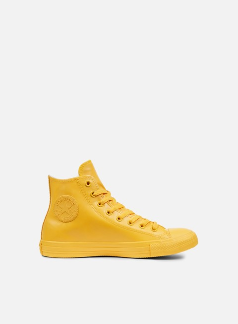 sneakers converse all star hi rubber wild honey