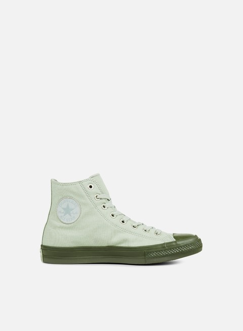 sneakers converse all star ii hi dried sage herbal gum