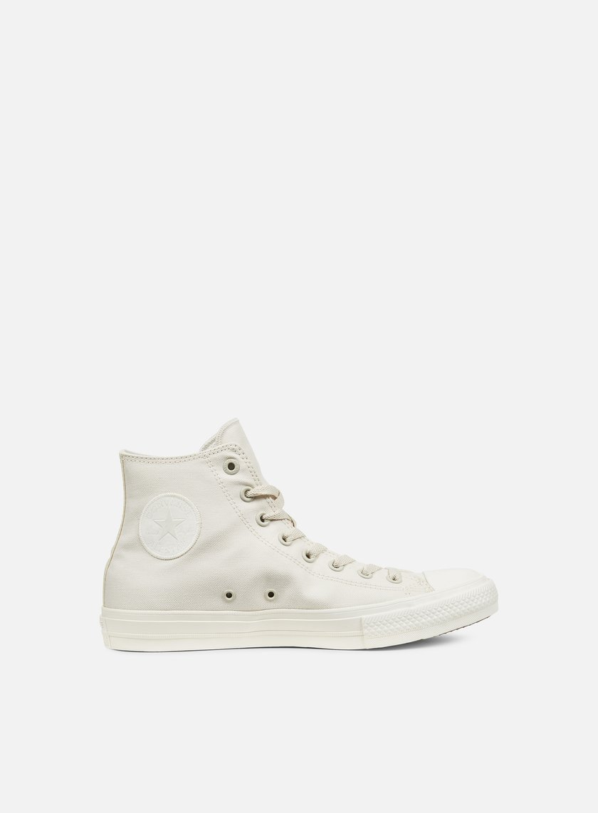 Converse - All Star II Hi Tencel Canvas, Parchment Natural Monochrome