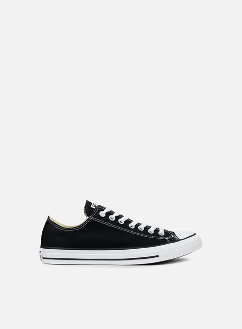 sneakers converse all star ox canvas black