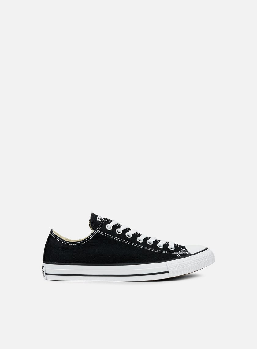 Converse - All Star Ox Canvas, Black