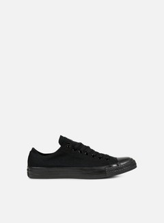 Converse - All Star Ox Canvas, Black Monochrome 1