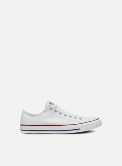 Converse - All Star Ox Canvas, Optical White 1