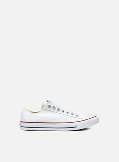 Converse - All Star Ox Canvas Slip On, Optical White