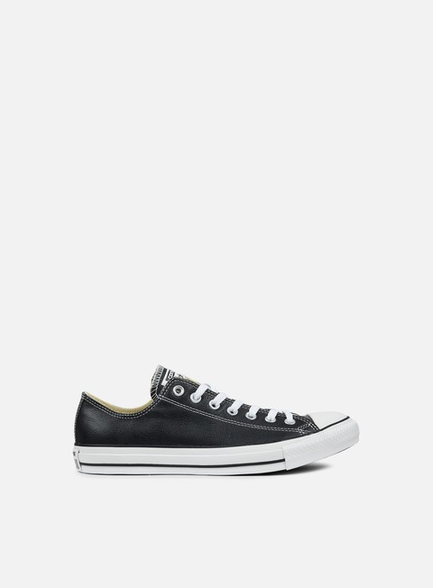 sneakers converse all star ox leather black