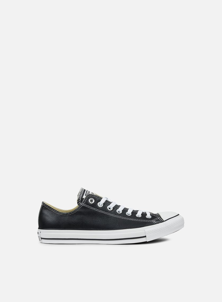 Converse - All Star Ox Leather, Black
