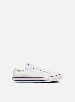 Converse - All Star Ox Leather, Optical White 1