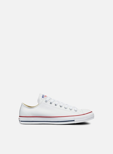 sneakers converse all star ox leather optical white