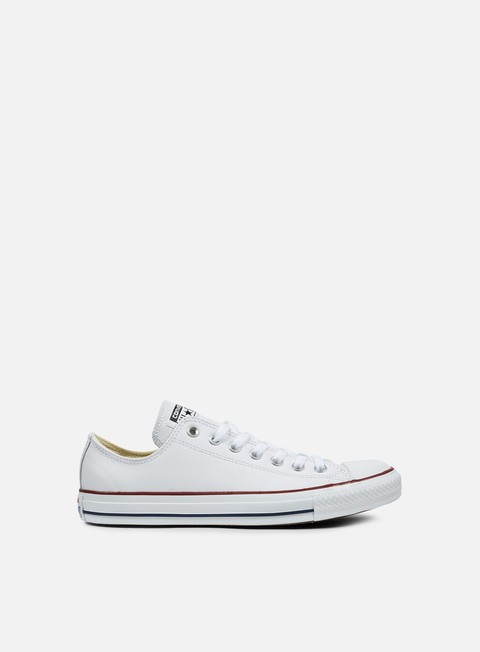 sneakers converse all star ox leather white