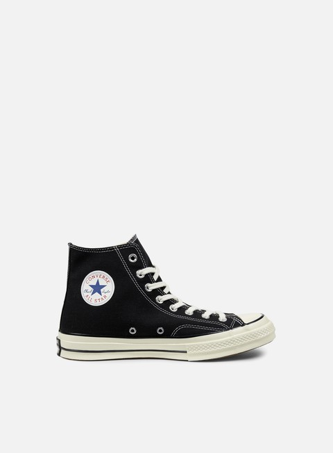 sneakers converse all star premium hi 1970s canvas black