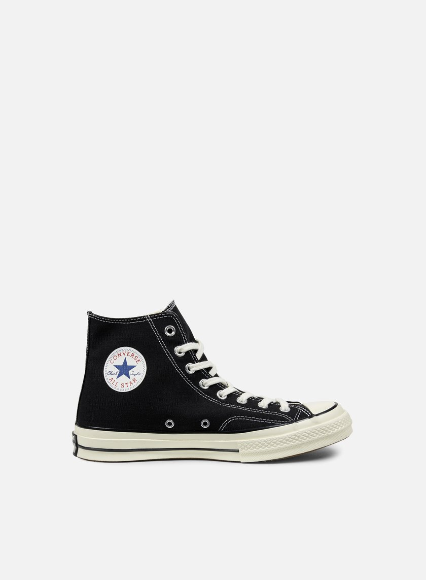 Converse - All Star Premium Hi 1970s Canvas, Black