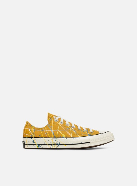 Lifestyle Sneakers Converse Archive Paint Splatter Chuck 70 Low