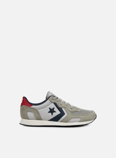 Converse - Auckland Racer Distressed Ox, Ghost Grey/Moon Struck 1