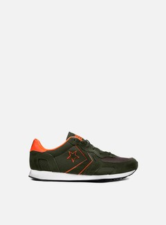 Converse - Auckland Racer Ox, Collard/Shocking Orange/Black