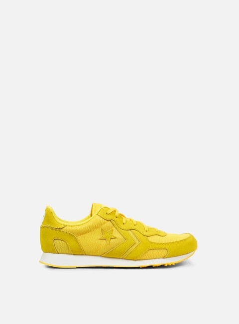sneakers converse auckland racer ox mesh suede aurora yellow aurora yellow