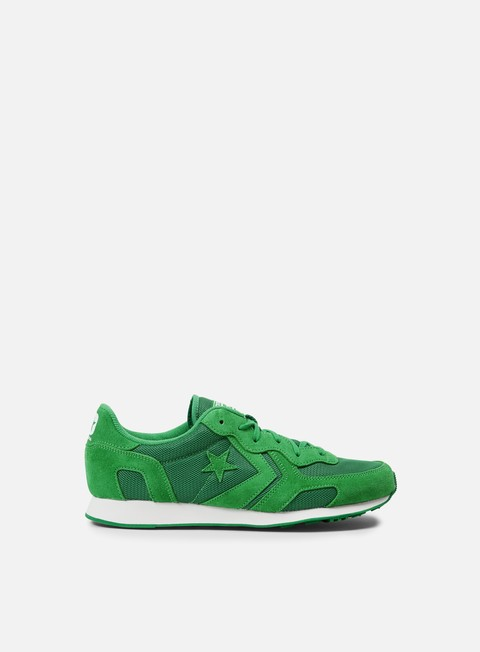 sneakers converse auckland racer ox mesh suede bosphorous green bosphorous green