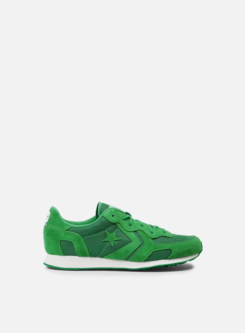 Converse - Auckland Racer Ox Mesh/Suede, Bosphorous Green/Bosphorous Green