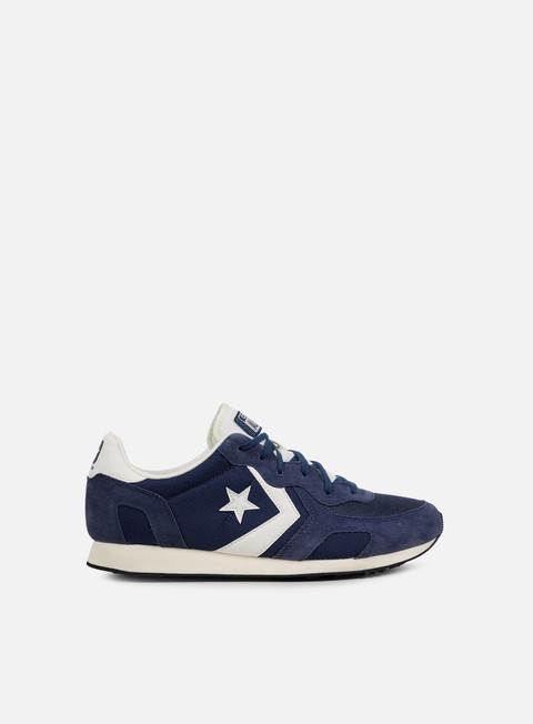 sneakers converse auckland racer ox navy navy natural