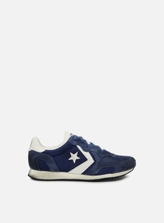 Converse - Auckland Racer Ox Nylon/Suede, Navy/Off White