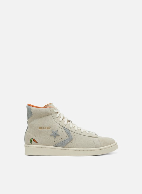 High Sneakers Converse Bugs Bunny Pro Leather Hi