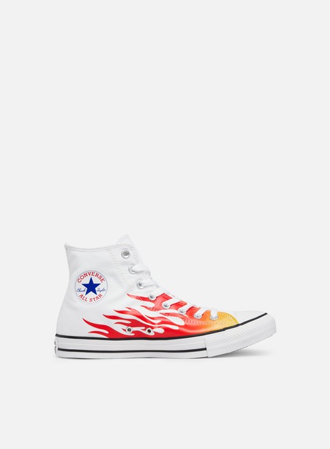High Sneakers Converse Chuck 70 Archive Print Hi