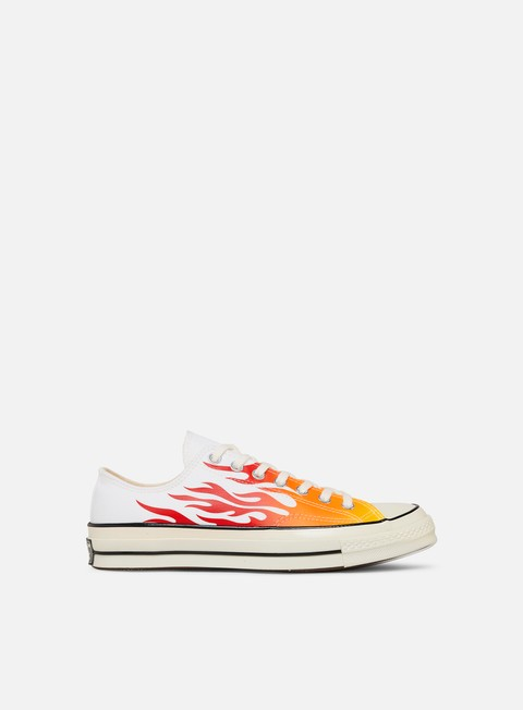 Sneakers Basse Converse Chuck 70 Archive Print Low