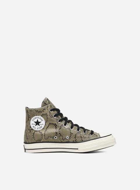 Sneakers Lifestyle Converse Chuck 70 Archive Reptile Hi