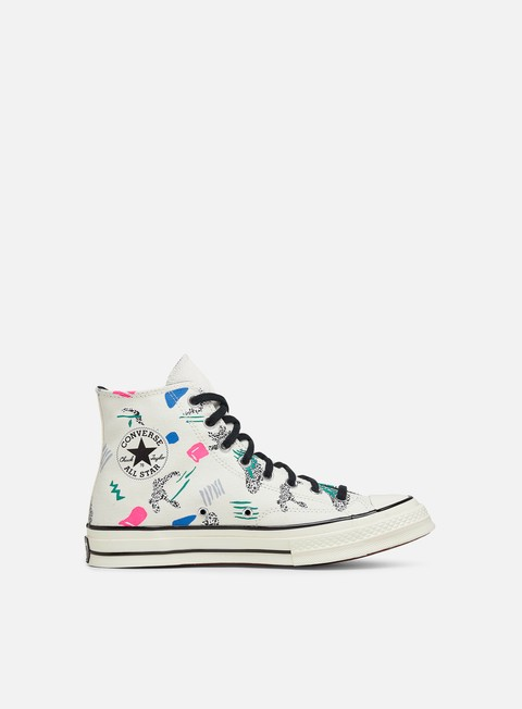 High Sneakers Converse Chuck 70 Archive Skate Hi