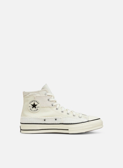 High Sneakers Converse Chuck 70 Mono Patchwork Hi