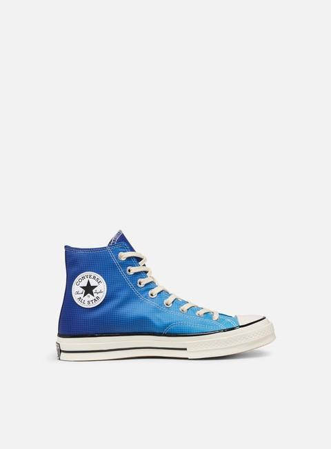Outlet e Saldi Sneakers Alte Converse Chuck 70 Primaloft Hi