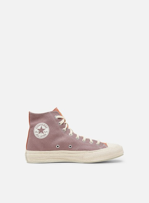 Sneakers Alte Converse Chuck 70 Renew Cotton Tripanel Hi