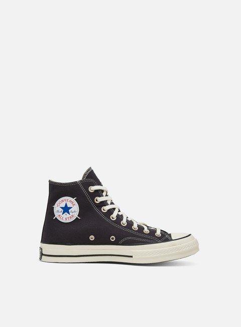 Sneakers Alte Converse Chuck 70 Restructured Canvas Hi