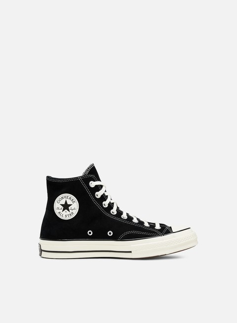High Sneakers Converse Chuck 70 Suede Hi
