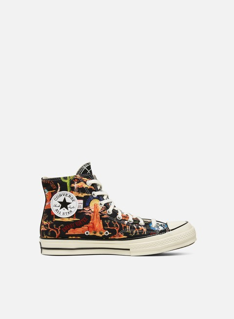 Sneakers Alte Converse Chuck 70 Twisted Resort Hi