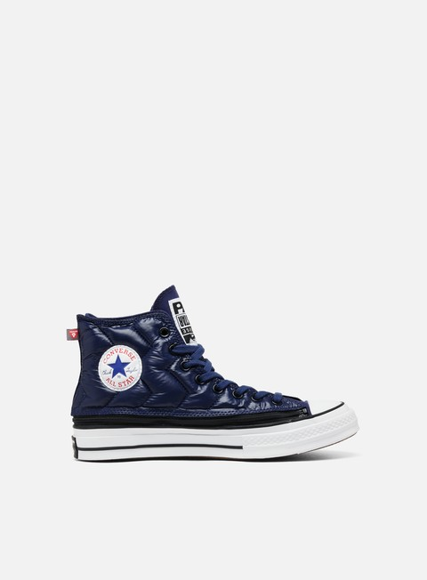 Winter Sneakers and Boots Converse Chuck 70 Zip Off Hi PAM