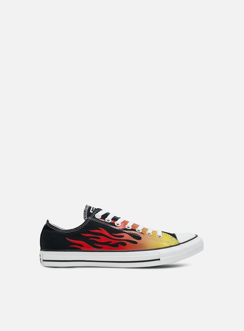 Sneakers Basse Converse Chuck Taylor All Star Archive Print Low