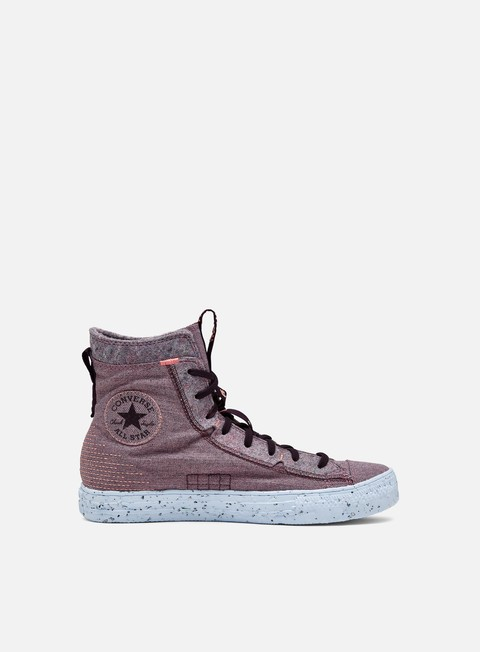 High Sneakers Converse Chuck Taylor All Star Crater Hi