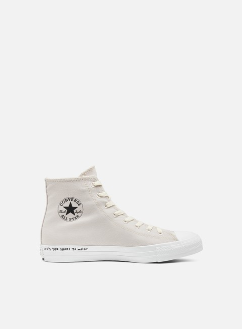 Outlet e Saldi Sneakers Alte Converse Chuck Taylor All Star Renew Hi
