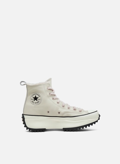 High Sneakers Converse Cozy Club Run Star Hike Hi