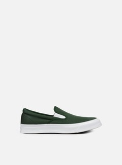 Converse - Deckstar SP Slip, Shadow Fir/Shadow Fir/White