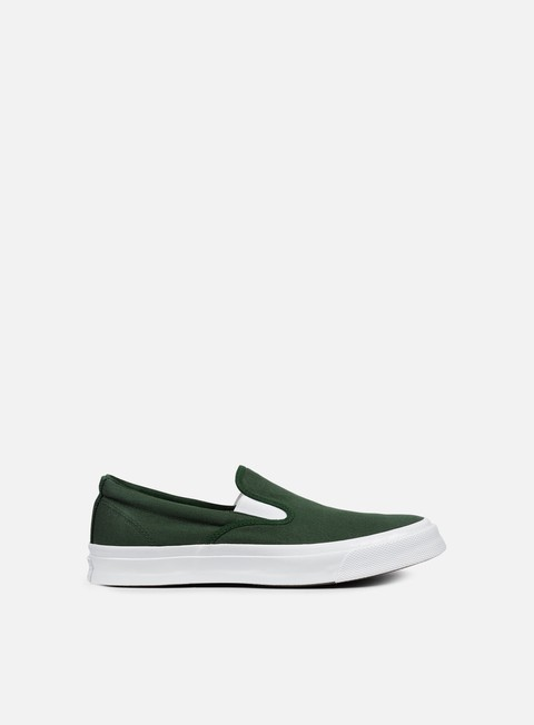 sneakers converse deckstar sp slip shadow fir shadow fir white